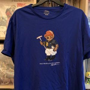 XXL Ralph Lauren Polo Bear Tee Shirt